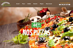 Conception site internet instant-pizza-01.fr