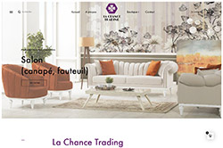Conception site internet lachancetrading.fr
